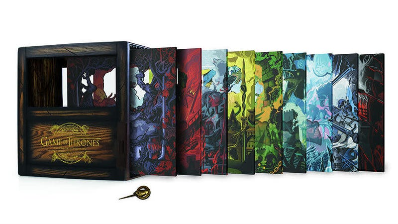 """Game of Thrones: The Complete Collection"""