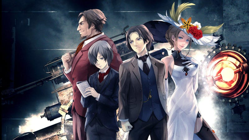 Illustration for article titled Anime Review: The Empire of Corpses