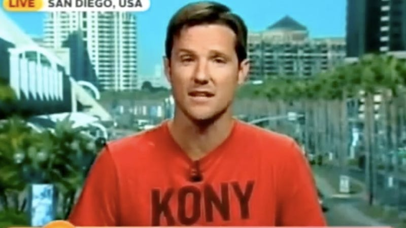 Illustration for article titled Jason Russell Is Taking the Whole Anti-Kony Campaign Down with Him