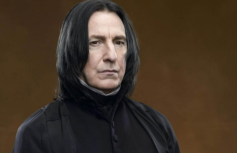 Illustration for article titled Actor Alan Rickman Dies At 69