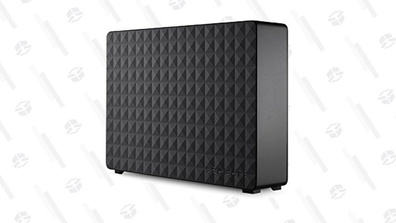 Get An Extra 4TB of Storage For Just $70