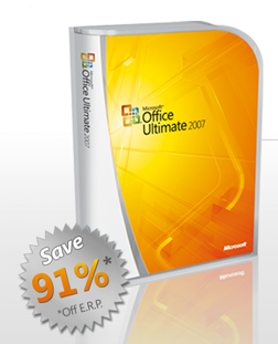 Illustration for article titled Dealzmodo: Microsoft Office Ultimate 2007 For Students Only $60