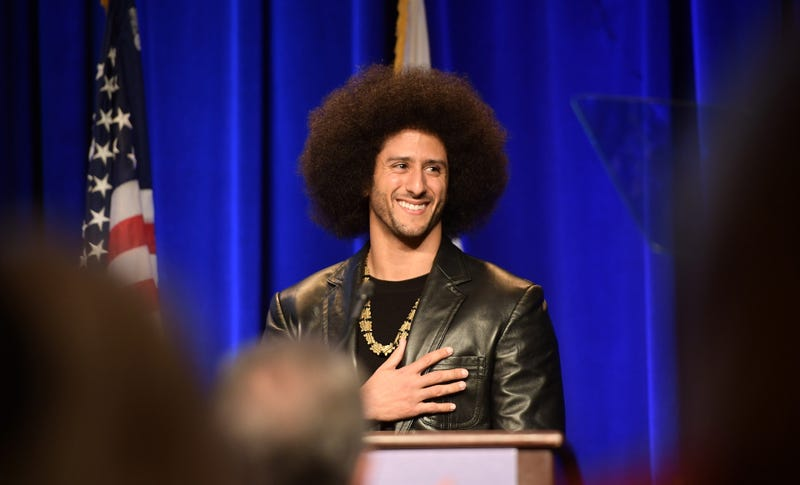 Illustration for article titled Colin Kaepernick Settles Collusion Case With NFL