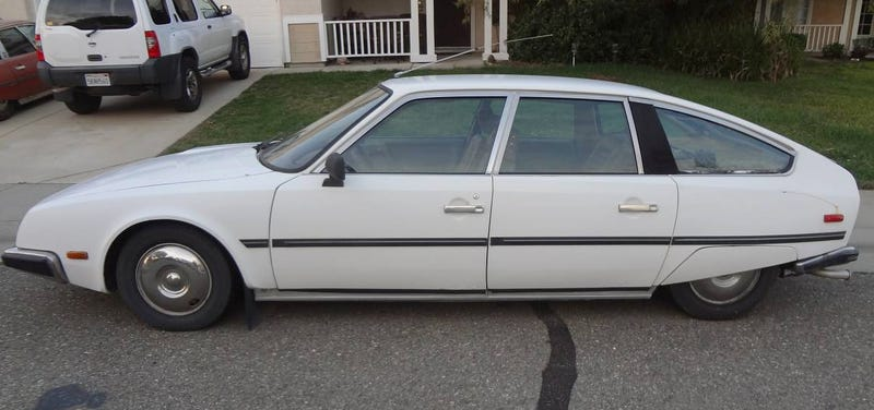 Illustration for article titled At $4,800, Would Buying This 1982 Citroën CX Pallas IE Be A Smooth Move?