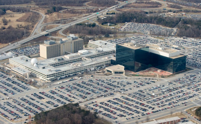 NSA Headquarters/Getty Images