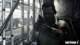 Illustration for article titled Max Payne 3 Features Time-Bending Plot, Classic Features And Even A Full Head Of Hair