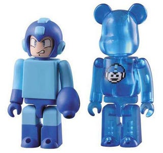 Illustration for article titled Mega Man And Mega Bear Hit The Bricks