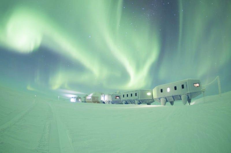 Un vistazo inédito a las estaciones de investigación más remotas