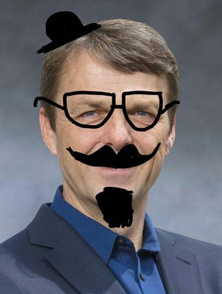 Illustration for article titled All hail your new and Manly-er FCA CEO.