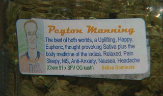 Illustration for article titled There Is Peyton Manning Weed