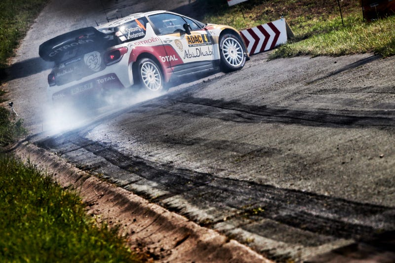 Illustration for article titled WRC Wednesday Wallpapers: Rally Deutschland