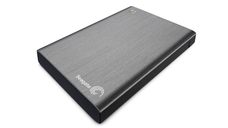 Illustration for article titled You Don't Need Wi-Fi To Get Your Stuff From Seagate's New Mobile Storage System