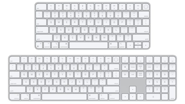 You Can Finally Buy Apple s Magic Keyboard with Touch ID Without Buying an iMac