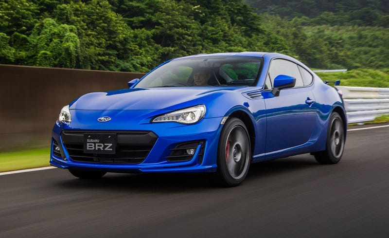 Illustration for article titled What should I know about the BRZ?