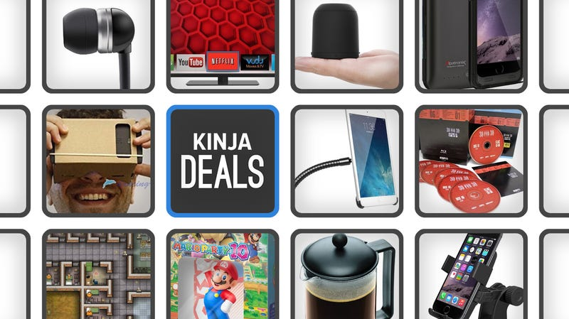 Illustration for article titled The Best Deals for February 4, 2015