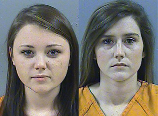 Sarah Adelia Graves and Shelbie Brooke RichardsTwitter