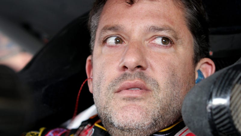 Illustration for article titled Tony Stewart Will Not Race Today After Fatal Incident [UPDATE]