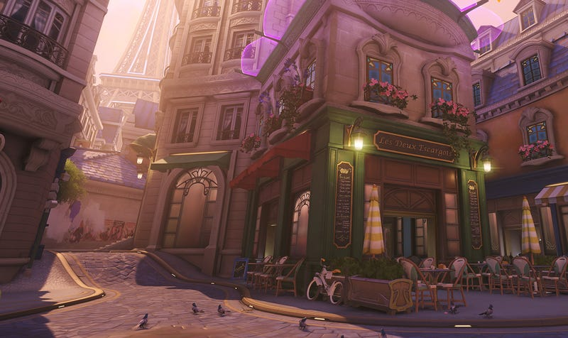 Illustration for article titled Overwatch Gets New Paris Map