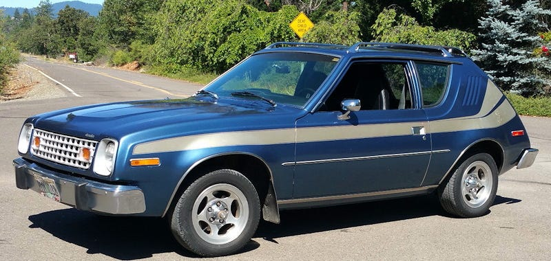 how about 4 000 for a 1977 amc gremlin x that ll lend you a hand