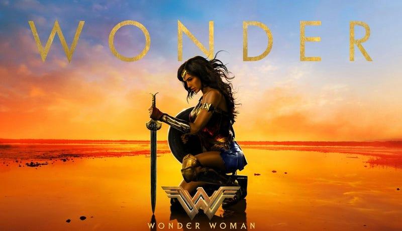 Illustration for article titled Wonder Woman (2017) NinjaTalk!!