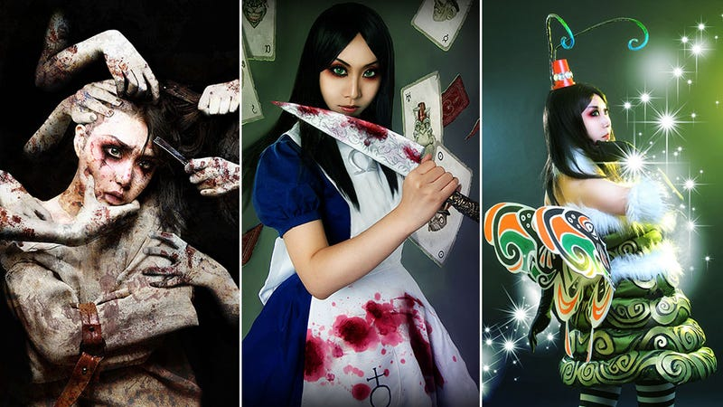 Illustration for article titled For One Day, Alice: Madness Returns Comes To Life