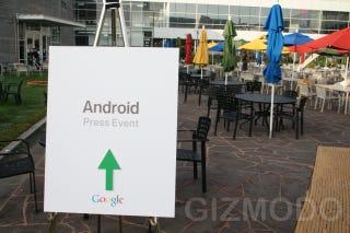 Illustration for article titled Google Nexus One Liveblog