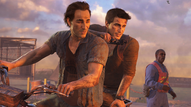 the uncharted movie that was supposed to come out this year now has a script