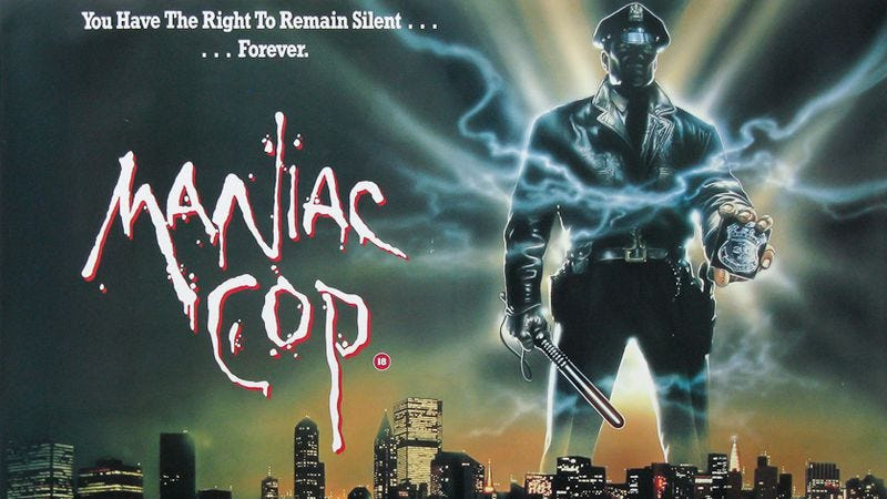 Illustration for article titled Universal Soldier: Day Of Reckoning's John Hyams is remaking Maniac Cop