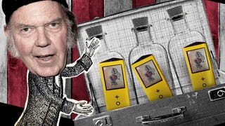 Illustration for article titled Don't Buy What Neil Young Is Selling