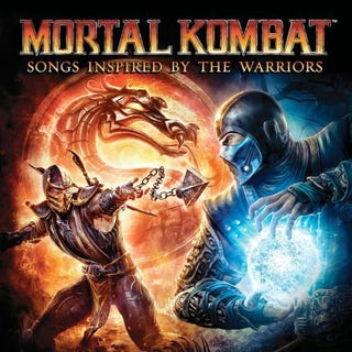 Illustration for article titled Get Down With The Sound Of The New Mortal Kombat Album