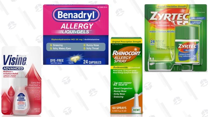 15% off Allergy Medicine | Jet | Promo code 15ALLERGY
