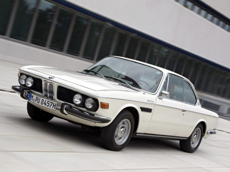 Illustration for article titled One of Two: 1972 BMW 3.0 CSiA (LHD)