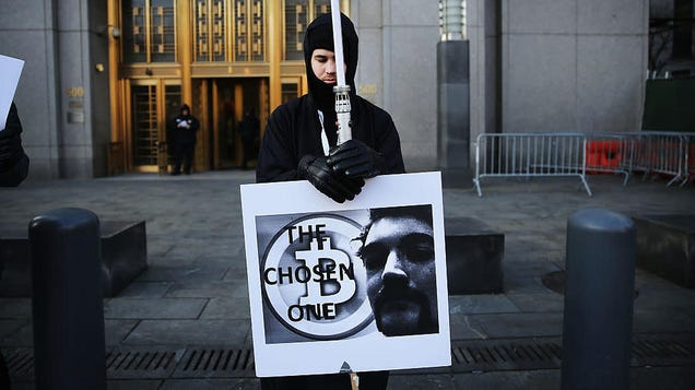 The DOJ Seized Over a Billion Dollars From Silk Road s Bitcoin Coffers