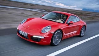 Illustration for article titled 2012 Porsche 911, as official as it gets