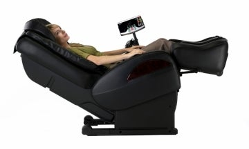 Illustration for article titled Sanyo's Massage Chair Knows Where It Hurts