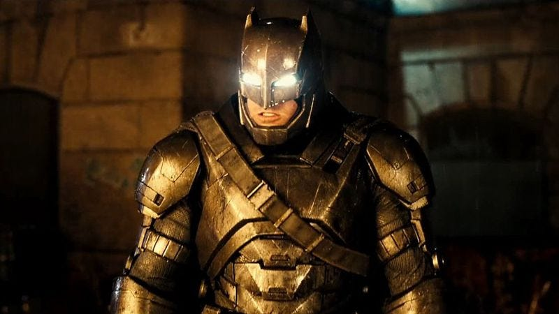 Photo: Batman V Superman: Dawn Of Justice