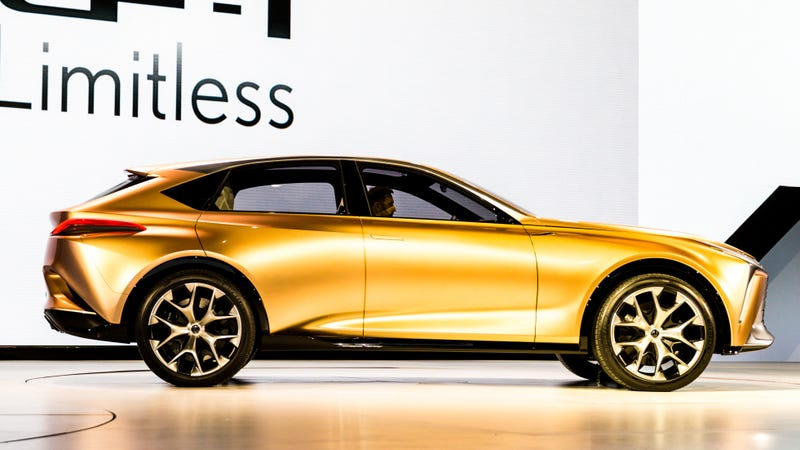 A 660 HP Twin Turbo V8 Lexus SUV To Challenge The Urus? Why The Hell Not