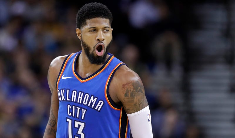 Paul George Is Everything The Thunder Need Him To Be 42afdfb08