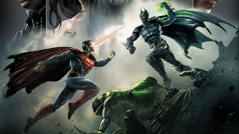 Illustration for article titled The Injustice Comic Prequel Explains Why Superman and Batman Are Fighting (Again)