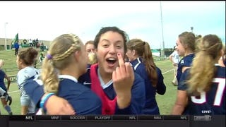 Illustration for article titled UConn Suspends Player For Flipping Off ESPN Camera