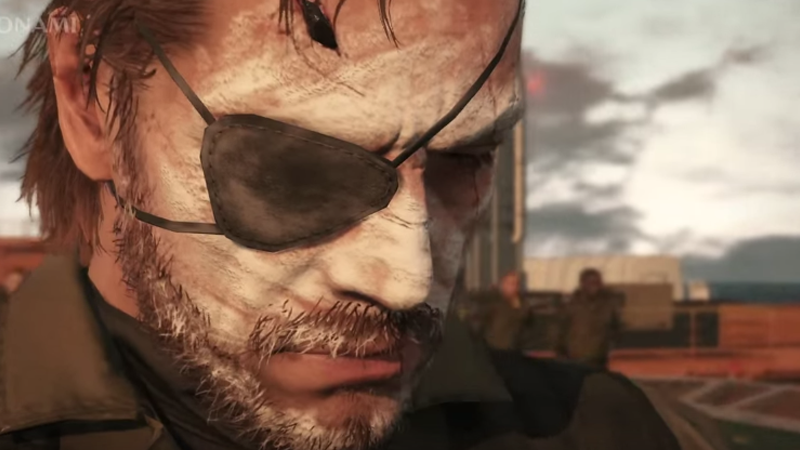 Illustration for article titled Konami Goes Microtransaction Crazy with Metal Gear Solid V...Insurance [Update]