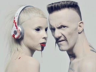 Illustration for article titled Die Antwoord to play themselves in Neill Blomkamp's Scifi Comedy