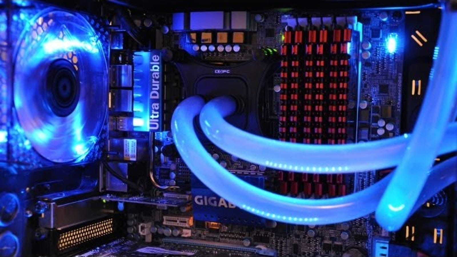 A Beginners Guide To Water Cooling Your Computer Switch Wiring Pc Fan Cool