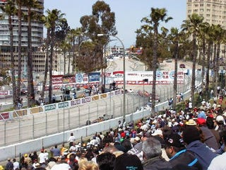 Illustration for article titled Long Beach Grand Prix trip planning help!