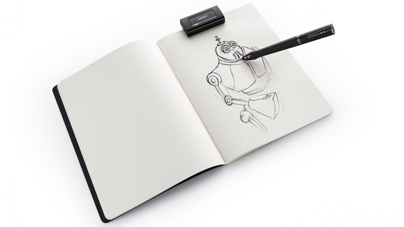 Illustration for article titled Wacom Inkling May Become My Favorite Gadget of All Time