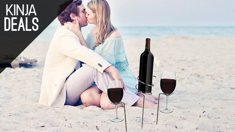 Illustration for article titled Picnic Level: Wine Stakes