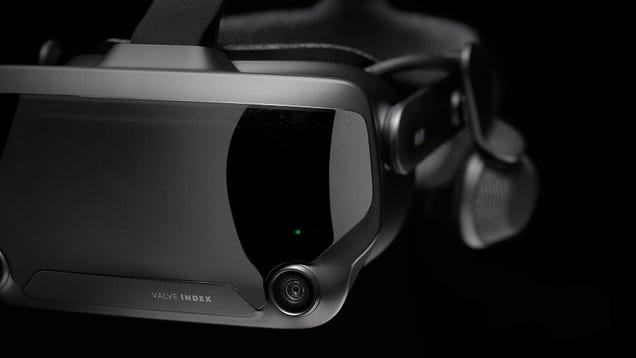 The Most Interesting Thing About Valve s Fancy New VR Headset Might Be Its Controllers
