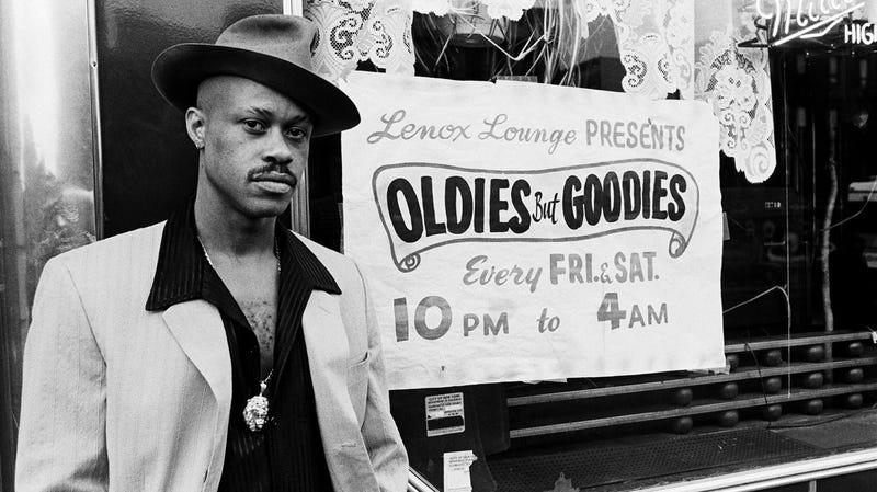 The spirit of 1993 is alive in a legendary rapper's jazz album