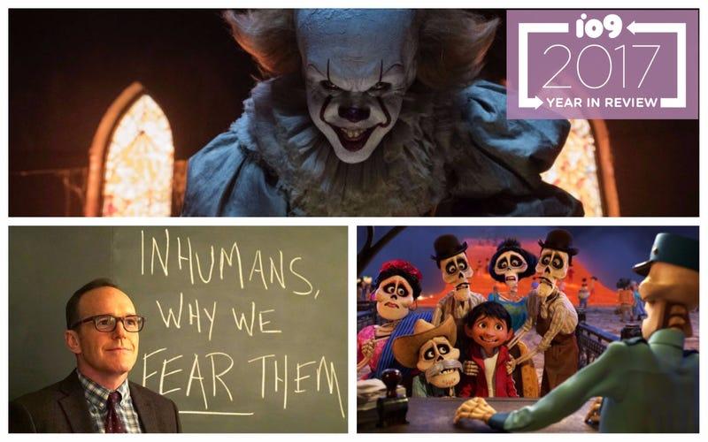 Images: Warner Bros. (top), ABC, Pixar