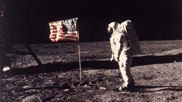Former NASA Intern Scores $1.82 Million for Moon Landing Tapes He Bought at Auction